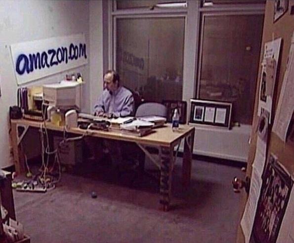 「アマゾン 創業当初」の画像検索結果