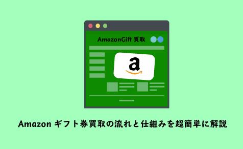 ギフト 券 買取 amazon